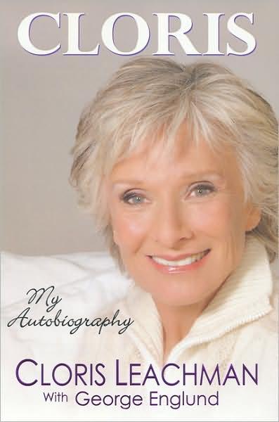 Cloris leachman book cover