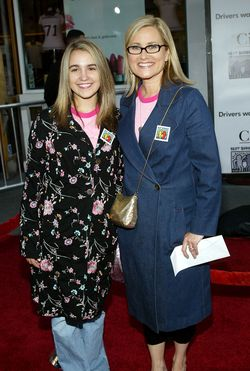 Maureen mccormick and daughter
